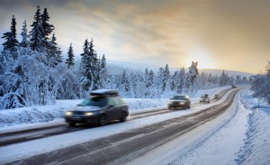 Driving on Winter roads